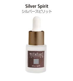セレクテッドシリーズの水溶性アロマオイル。シルバースピリットの香り