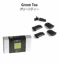 カーエアフレッシュナー専用リフィル・詰め替え用、グリーンティーの香り
