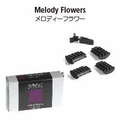 カーエアフレッシュナー専用リフィル・詰め替え用、メロディーフラワーの香り