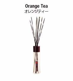 セレクテッドシリーズのリードディフューザー。オレンジディーの香り