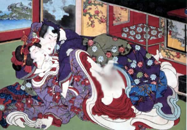 歌麿・北斎の春画(枕絵)の傑作を収録