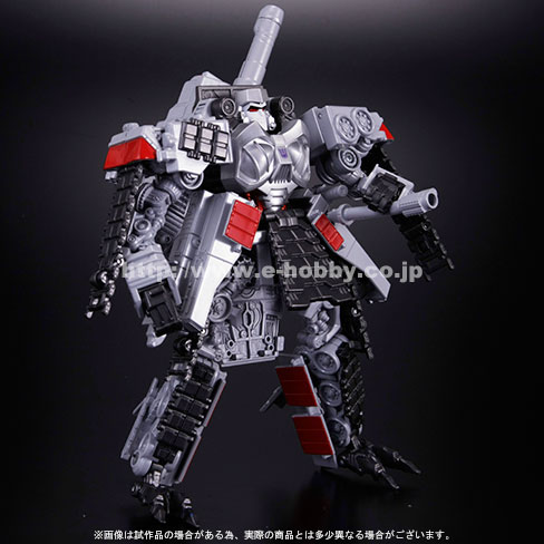 TFC-D01 MEGATRON Photo04