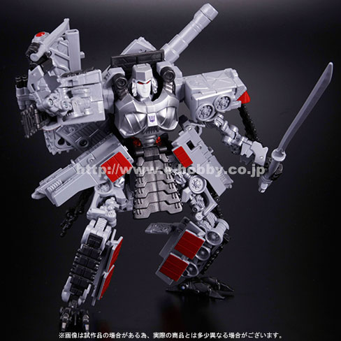 TFC-D01 MEGATRON Photo06
