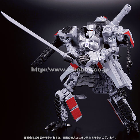 TFC-D01 MEGATRON Photo07