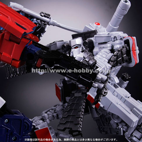 TFC-D01 MEGATRON Photo10