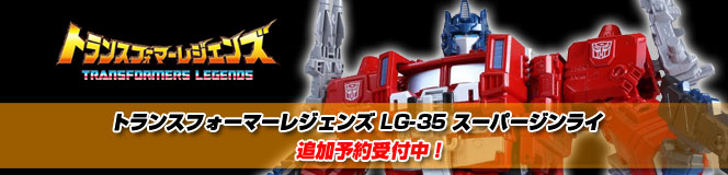 �ȥ�ե����ޡ��쥸���� LG-35 �����ѡ�����饤�ɲ�ͽ�������桪