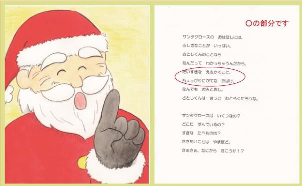 項目説明(クリスマス 好き嫌い)