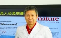 NS乳酸菌 ハイパーラクタム 金鋒(Jin Feng)博士