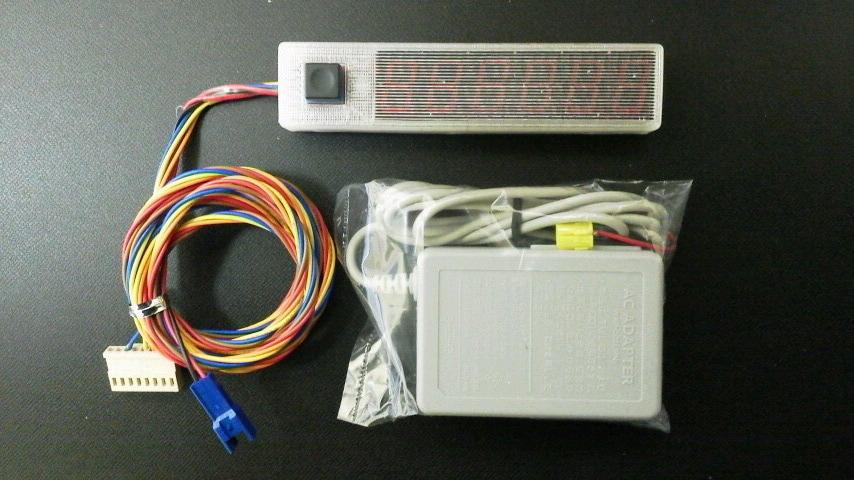 小型データカウンター