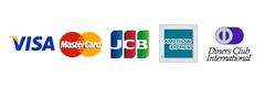 クレジットカード決済利用可能