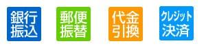 集成材のフリー板.com 銀行振込、郵便振替、代金引換