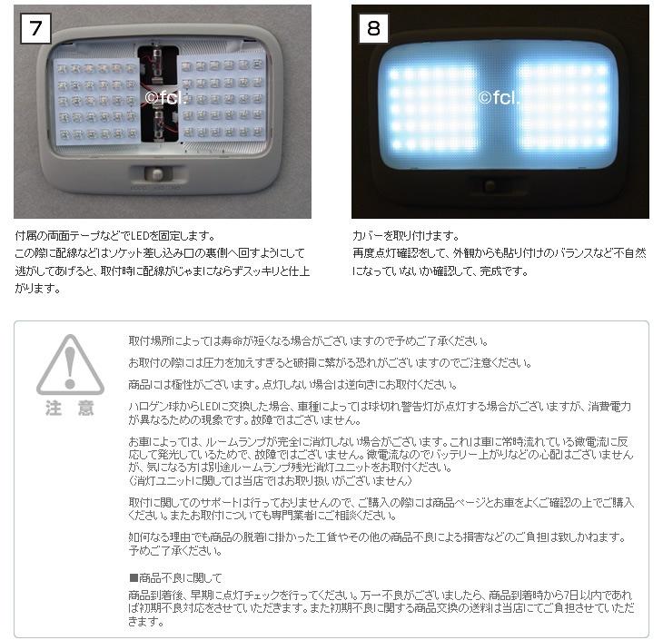 LEDの強烈な明るさ