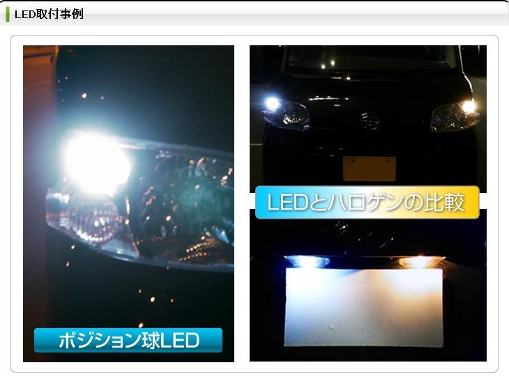 LED取付け例