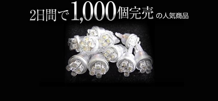 T10 LEDバルブ 10個セットを購入されたお客様の反応 1『発光も拡散しているので、周囲を明るく照らしています』 2『光の度合い、装着、明るさ良い』 3『普通の電球に比べて明るくなりよかったです。』 4『ノーマルバルブより白く気にいりました』 5『イメチェンできたので満足です』