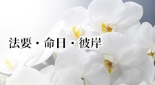 法要・命日・彼岸のお花
