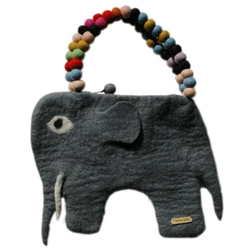 KID'S BAG・キッズバッグ,elephant bag(エレファントバック)Lサイズ,EN GRY&SIF,エングリーシフ,デンマーク,北欧,北欧雑貨,北欧インテリア
