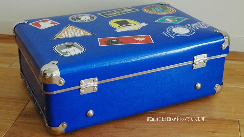 ムーミン,スーツケース,底面,martinex,マルティネックス,スウェーデン,北欧,北欧雑貨,北欧インテリア,北欧ギフト