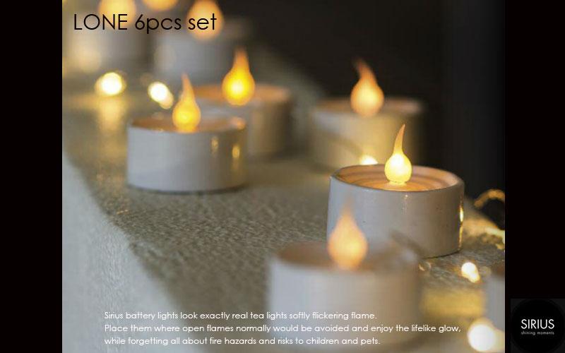 lone,ledティーライトキャンドル,LEDイルミネーションライト,Sirius(シリウス),デンマーク,クリスマスライト,led,green energy
