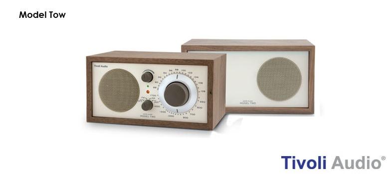 Tivoli Audio(チボリオーディオ)のModel Two,モデル・ツー,デザイン家電,北欧インテリア