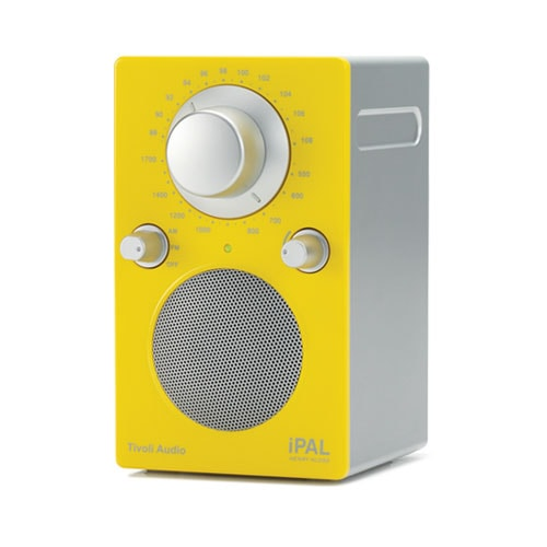 Tivoli Audio(チボリ・オーディオ)のポータブルラジオiPALパル,デザイン家電,ラジオ,北欧インテリア