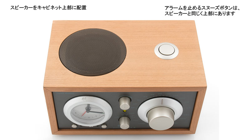 Tivoli Audio(チボリ・オーディオ)model three