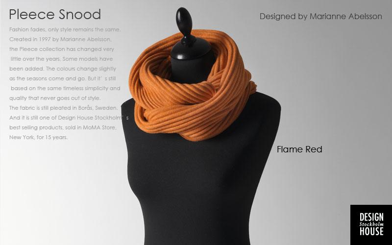 pleece long scarf,プリース,スヌード,ネックウォーマー,マフラー,design house stockholm,デザインハウスストックホルム