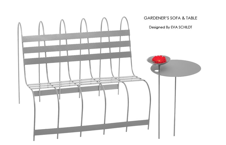 gardener's sofa ガーデンベンチ,design house stockholm,デザインハウスストックホルム,北欧スウェーデン,北欧雑貨,北欧インテリア,北欧ギフト