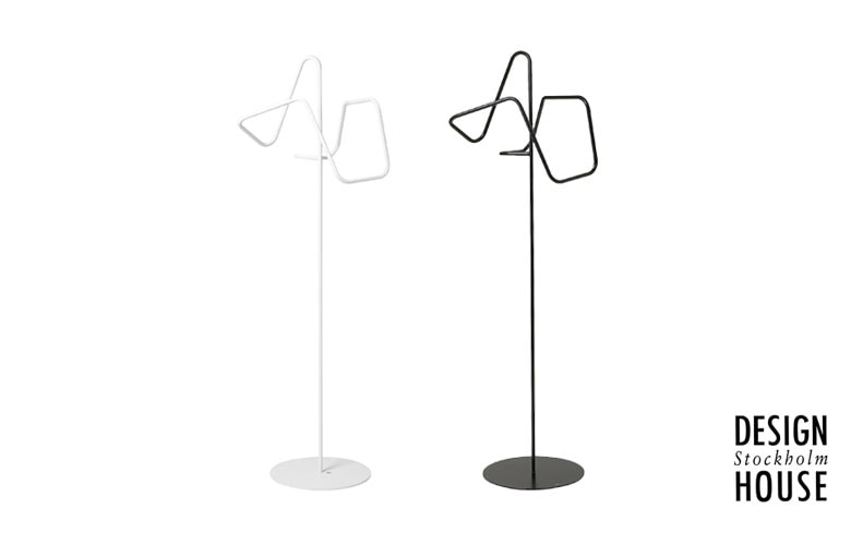 DESIGN HOUSE stockholm(デザインハウス・ストックホルム)ハンガーラック「ORDER VALET STAND」,北欧,スウェーデン,北欧雑貨,北欧インテリア,北欧ギフト