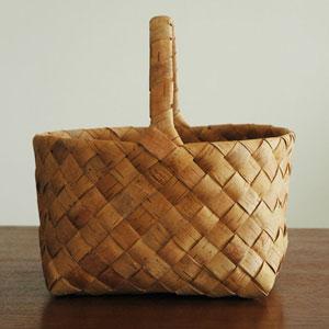 tuohikori,トゥオヒコリ,パン籠,白樺のカゴ,nadja shop,フィンランド,北欧雑貨