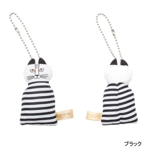 Stuffed Animal Mascot Mimi(マスコット・ミンミ,ブラック