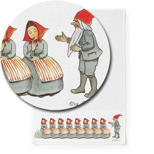 キッチンタオル,elf family