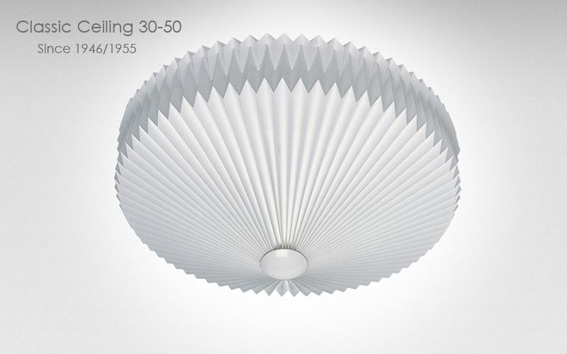 le klint,レ・クリント,classic ceiling30,クラシックシーリング,天井照明,スモールサイズ,50cm,北欧シーリングライト,北欧デザイナーズ照明