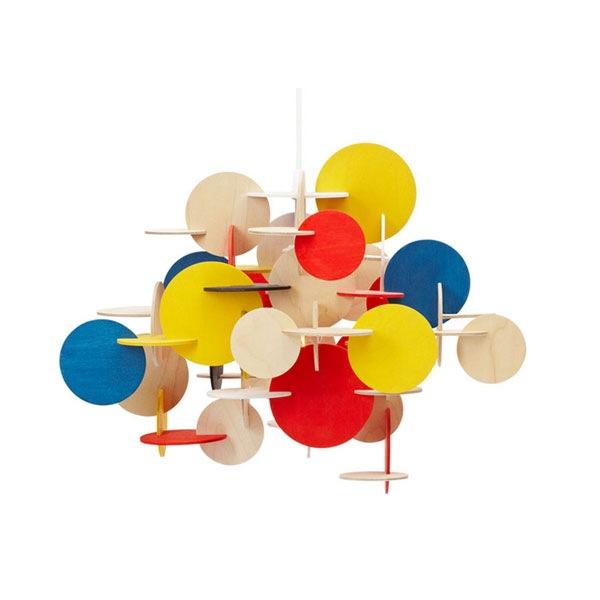 bau lamp,バウランプ,マルチカラー,スモールサイズ,normann copenhargen,ノーマンコペンハーゲン,ペンダントライト,北欧デザイナーズ照明