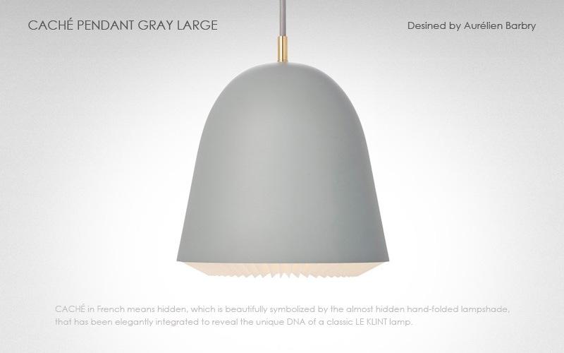 LE KLINT(レ クリント),CACHE(キャシェ)ラージサイズ,北欧ペンダントライト,デザイナーズ照明,北欧インテリア,デンマーク