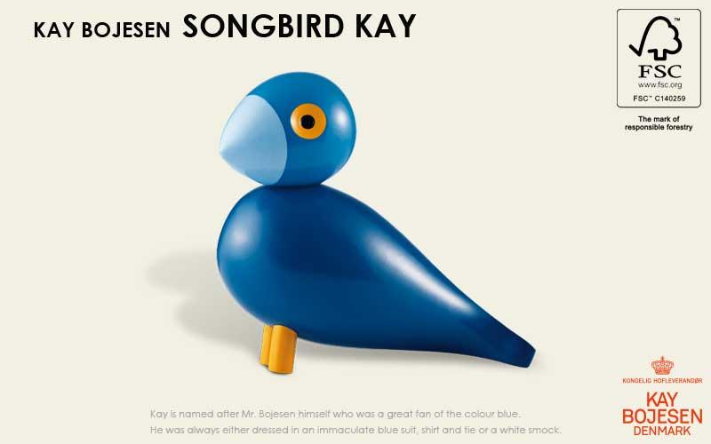 song bird,ソングバード,カイ, Kay Bojesen,カイ・ボイスン,木製オブジェ ,デンマーク,北欧,北欧雑貨,北欧インテリア,北欧ギフト