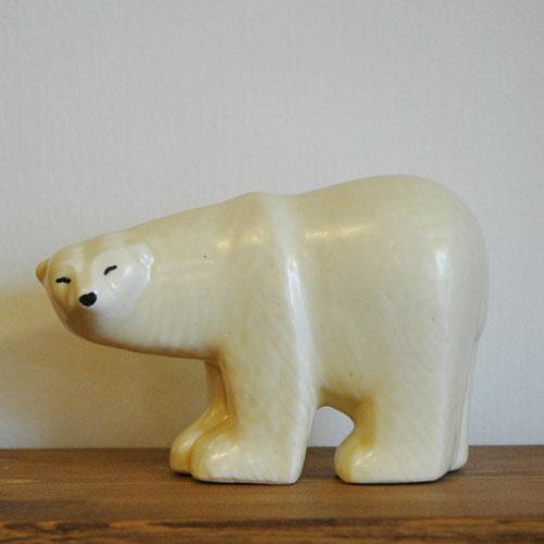 シロクマ,Lisa Larson,リサ・ラーソン,LILLSKANSEN,スカンセン動物園