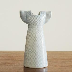 Wardobe Vases Dress,ワードローブ,ドレス,ライトブルー,フラワーベース,Lisa Larson,リサラーソン