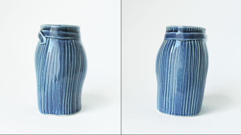 Wardrobe Vases Skirt,スカート,右側と左側,フラワーベース,Lisa Larson,リサラーソン,北欧,花瓶,フラワーベース,オブジェ,置物,北欧雑貨,北欧インテリア