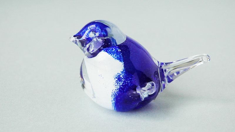 Small Bird(スモールバード),Pikkulintu,小鳥,Muurla(ムールラ),ガラスのオブジェ,置物,jouko rajalahti