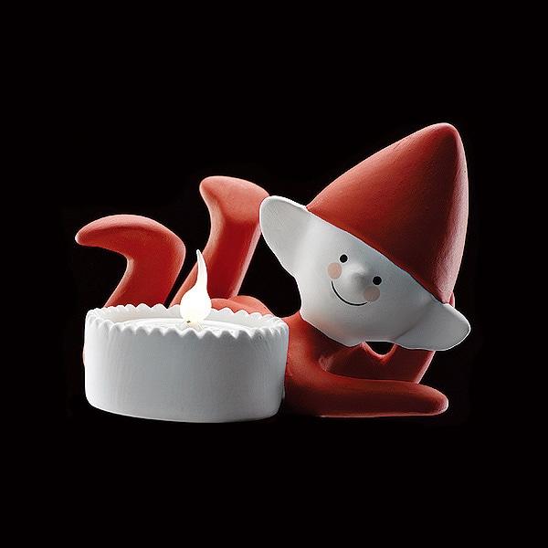 クリスマス・エルフ,dreamy elf,ドリーミーエルフ,Sirius(シリウス),デンマーク,クリスマスキャンドルライト,led,green energy