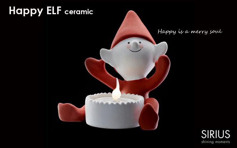 クリスマス・エルフ,happy elf,ハッピー・エルフ,Sirius(シリウス),デンマーク,クリスマスキャンドルライト,led,green energy