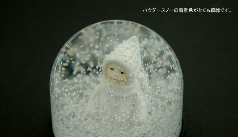 Klevering,Wonder Ball,Snow Doll(スノードール),スノードーム,スノーグローブ