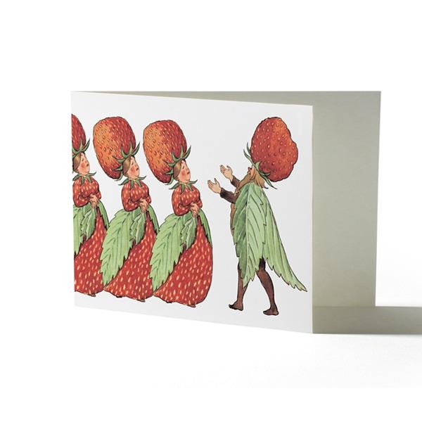 strawberry family,Elsa Baskow(エルサ・べスコフ)カード