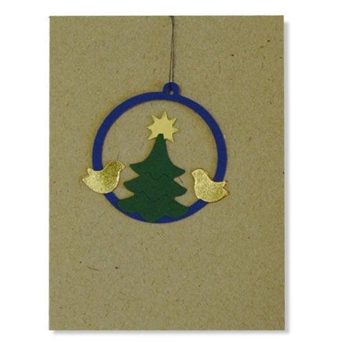 クリスマスカード,KAREN VIUM(カレン・ビウム・デザイン),北欧クリスマスカード,北欧デンマーク,北欧,北欧雑貨,北欧インテリア,北欧ギフト