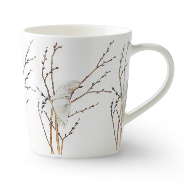 little willow,Elsa Baskow(エルサ・べスコフ)マグカップ