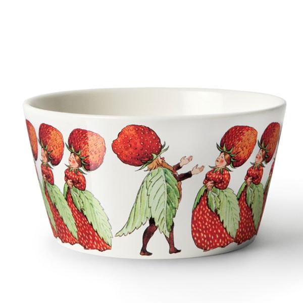 the strawberry family,Elsa Baskow(エルサ・べスコフ)マグカップ