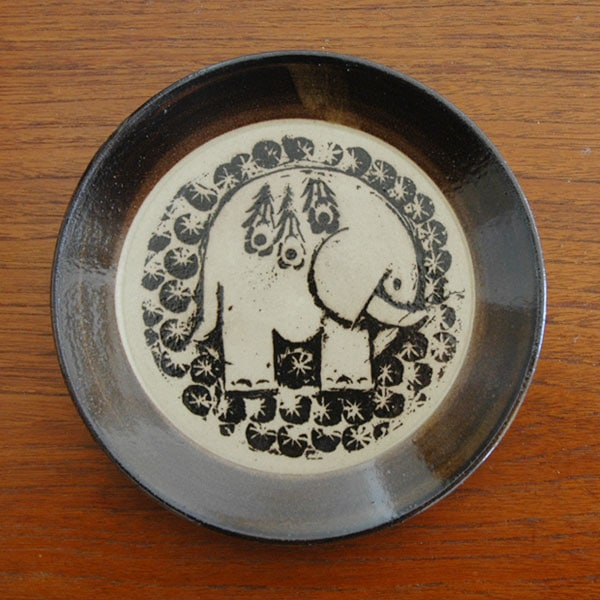 益子の皿ぞう,Lisa Larson,リサラーソ,JAPAN Series,北欧雑貨,北欧インテリア,北欧キッチン雑貨