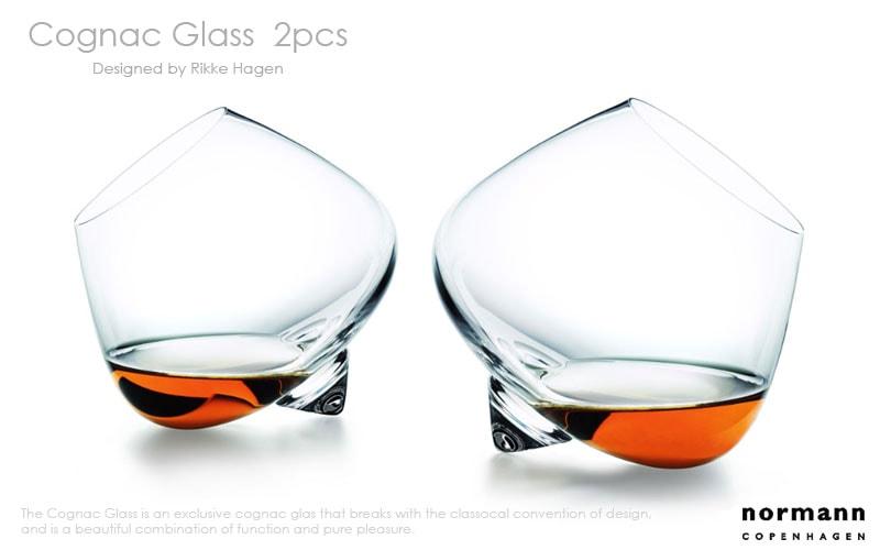Cognac Glassコニャックグラス2個セット(normannCOPENHAGENノーマンコペンハーゲン),北欧,デンマーク,北欧雑貨,北欧インテリア,北欧ギフト