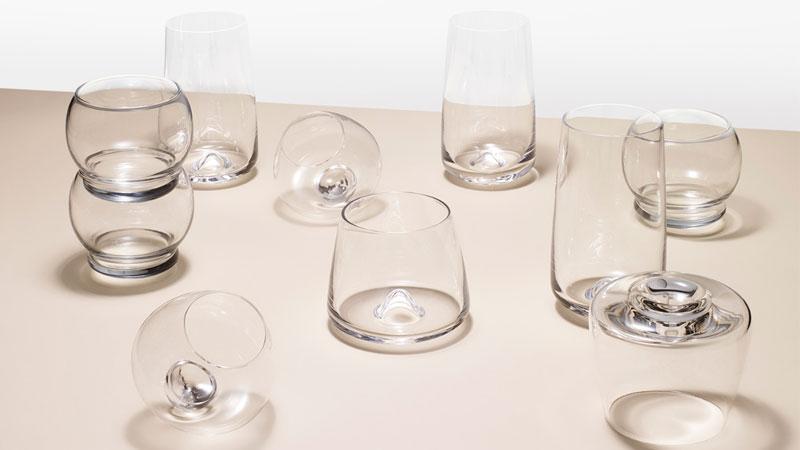 ノーマンコペンハーゲンのグラス