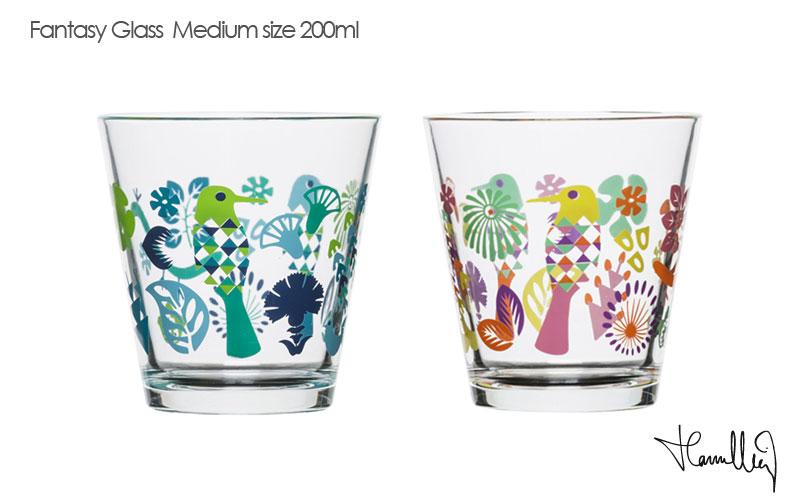 Fantasy Glass(ファンタジーグラス)ミディアムサイズ,glass,Sagaform,サガフォルム,Hanna Wering,ハンナ・ヴェルニング,スウェーデン,北欧食器